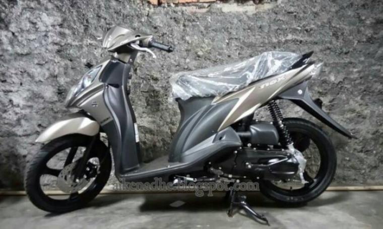 Suzuki New Nex model 2017. (Dok: net)