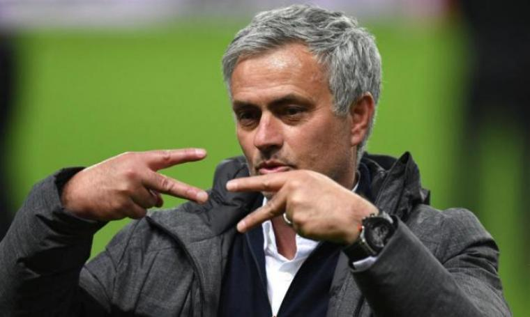 Jose Mourinho. (Dok: newsweek)