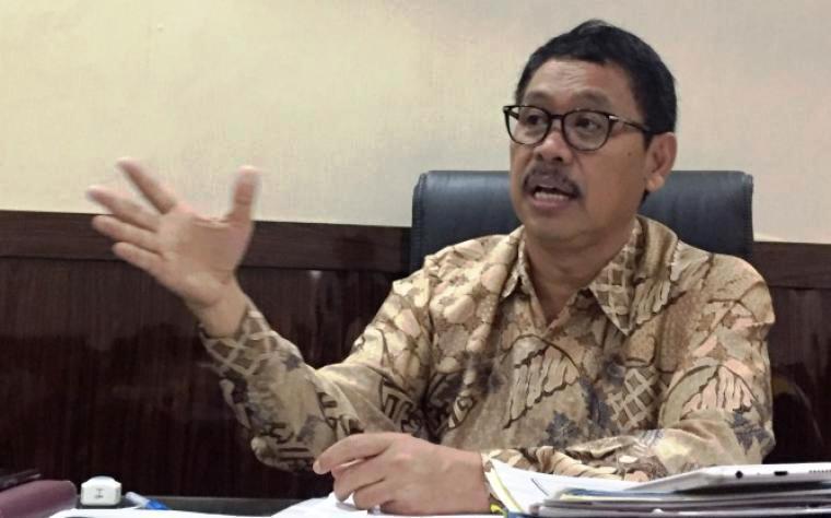 Bakal calon Wali Kota Serang Ranta Soeharta. (Dok: TitikNOL)