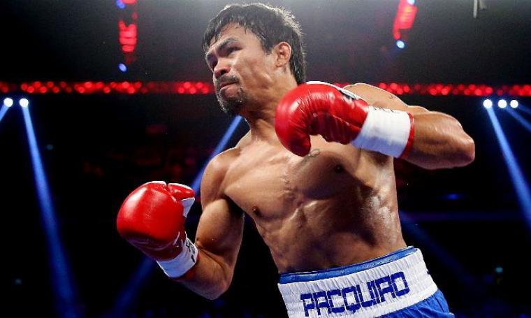 Manny Pacquiao. (Dok: net)