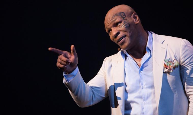 Mike Tyson. (Dok: hbo)