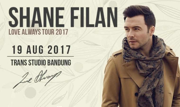 Konser bakal berlangsung di Trans Studio Bandung, pada 19 Agustus 2017. (Dok: indotix)