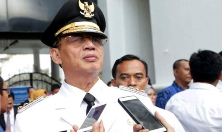 Gubernur Banten, Wahidin Halim. (Dok: faktabanten)