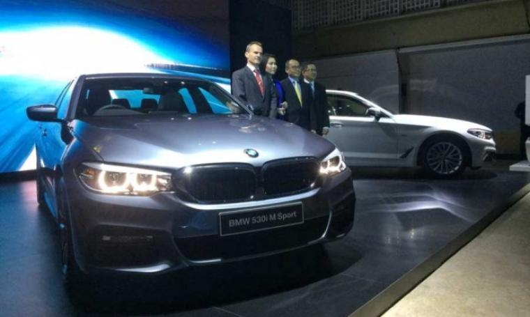 Peresmian peluncuran All-new BMW 530i Luxury Line dan All-new BMW 530i M Sport di Jakarta. (Dok: autobild)