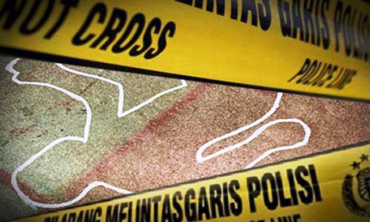 Ilustrasi pembunuhan. (Dok: net)