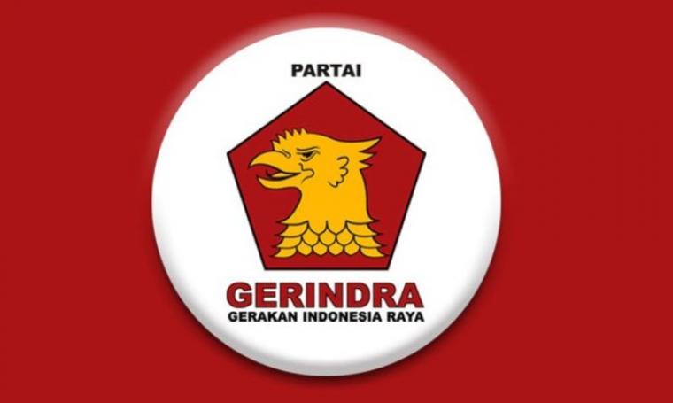 Ilustrasi Partai Gerindra. (Dok: dekandidat)