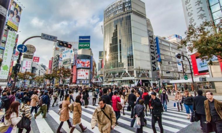 Ilustrasi warga Jepang. (Dok: net)