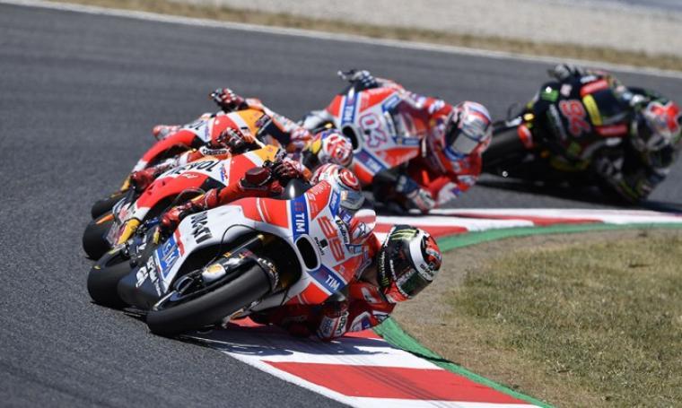 Marc Marquez masih berpikir bahwa Lorenzo akan menang beberapa tahun ini. (Dok: vroom-magazine)