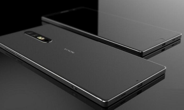 Ilustrasi Nokia 8. (Dok: bachkhoasho)