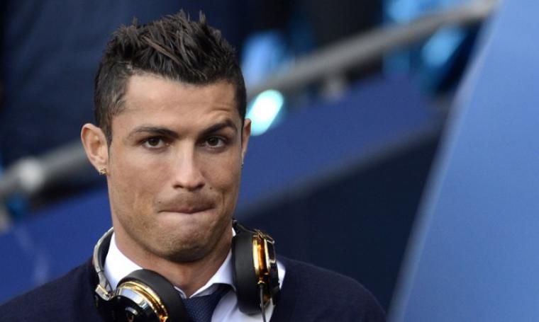 Cristiano Ronaldo. (Dok: fussballeuropa)