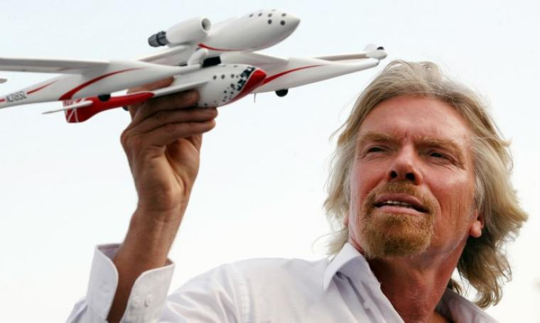 Richard Branson. (Dok: 99U)