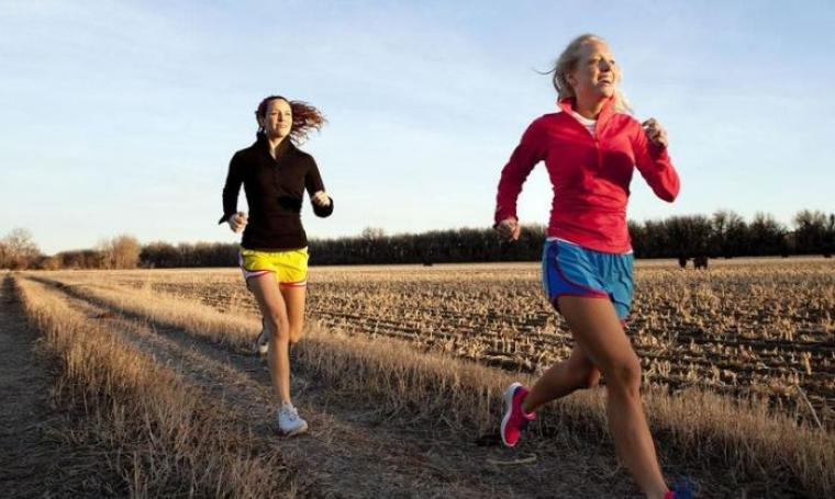 Ilustrasi wanita berolahraga. (Dok: verywell)