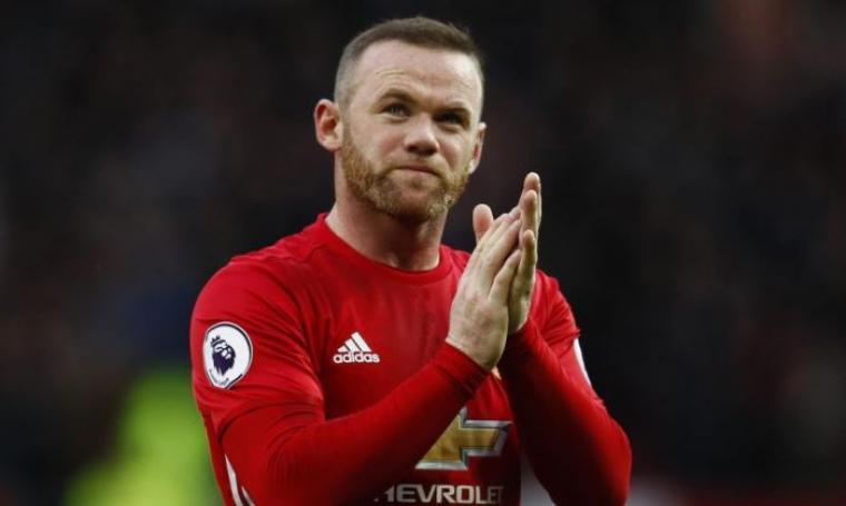 Wayne Rooney. (Dok: Thebadger)