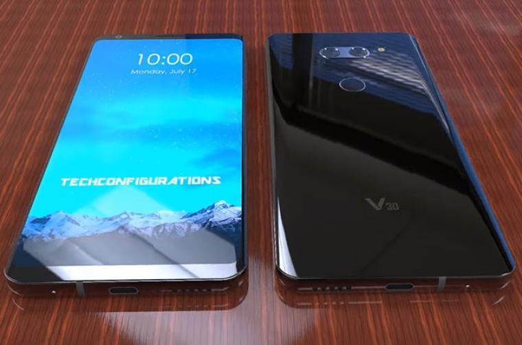 LG V30. (Dok: gizbot)