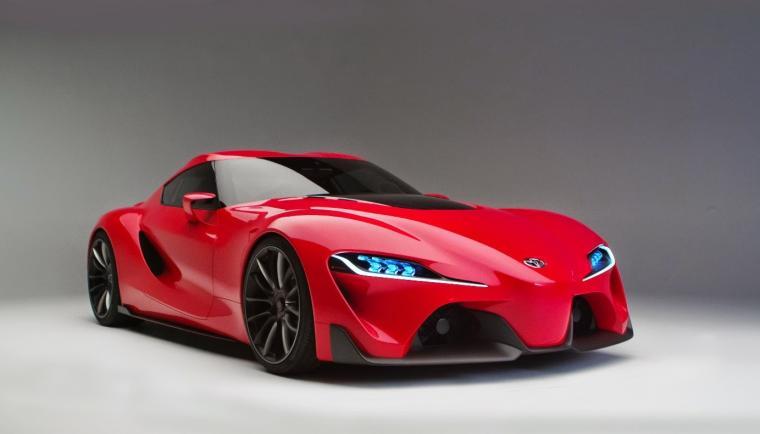Toyota Ft 1 >> Kolaborasi Dengan Bmw Toyota Siap Hadirkan Mobil Sport Terbaru