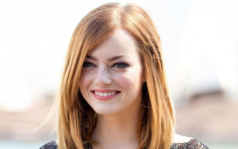 Emma Stone. (Dok: wallpaperfall)