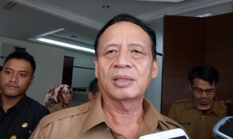 GUbernur Banten, Wahidin Halim. (Dok: bantenprov)