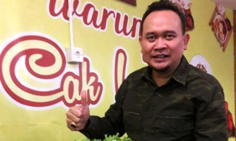 Cak Lontong. (Dok: entertainment.harianterbit)
