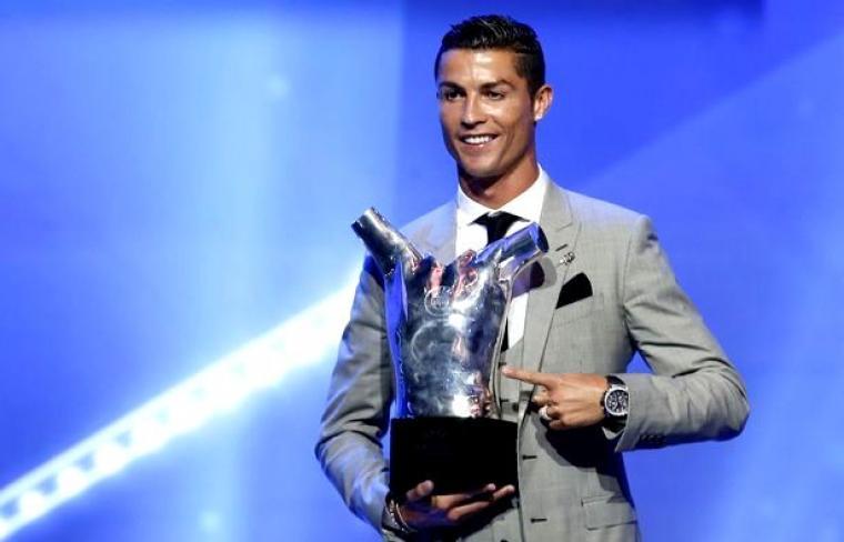 Cristiano Ronaldo. (Dok: mirror)