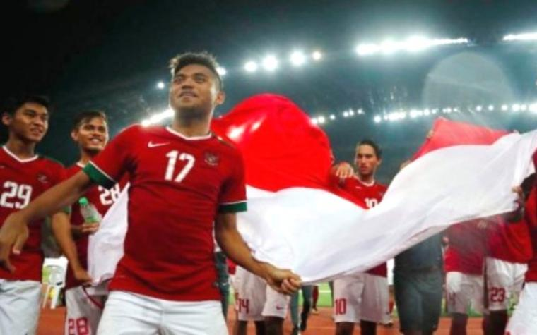 Timnas Indonesia U-22. (Dok: tribunnews)