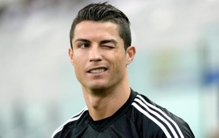 Cristiano Ronaldo. (Dok: thewatchlab)