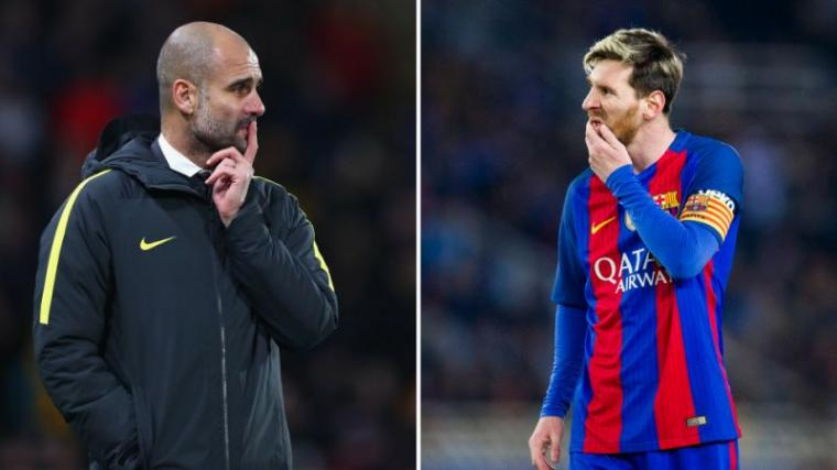 Manchester City Dikabarkan Siap Membayar Messi Seharga Rp4,7 Triliun