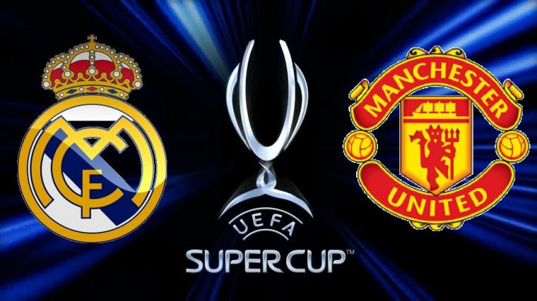 Piala Super Eropa 2017, Real Madrid vs Manchester United. (Dok: youtube)