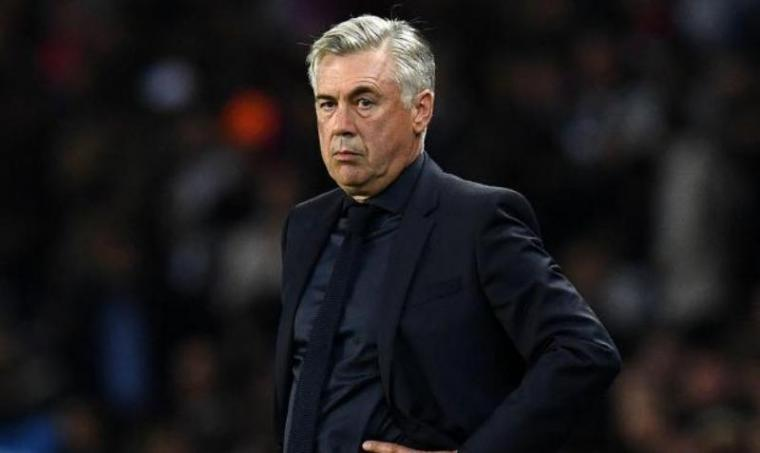 Carlo Ancelotti. (Dok: independent)