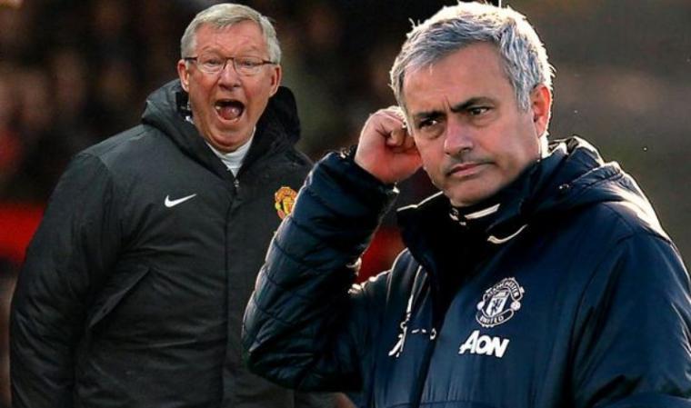 Jose Mourinho akan berjuang keras untuk melewati rekor jumlah pertandingan yang dipegang Sir Alex Ferguson di Liga Champions. (Dok: mirror)