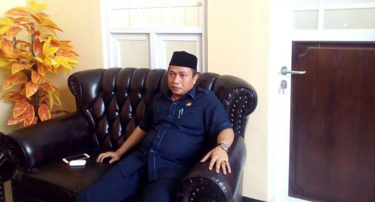 Bakal Calon (Balon) Wali Kota Serang, Subadri Ushuludin. (Dok: bantensatu)