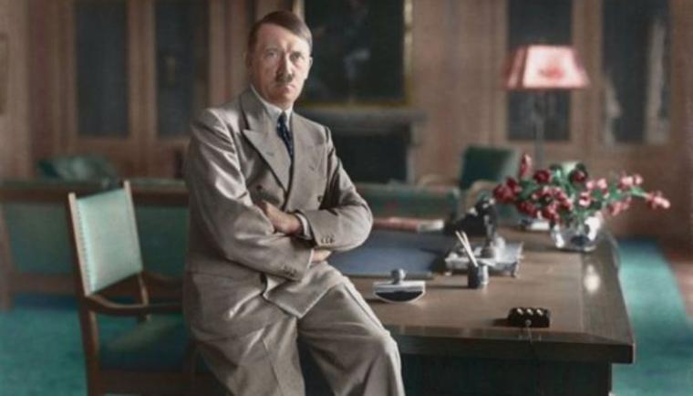 Adolf Hitler. (Dok: uncommon-travel-germany)