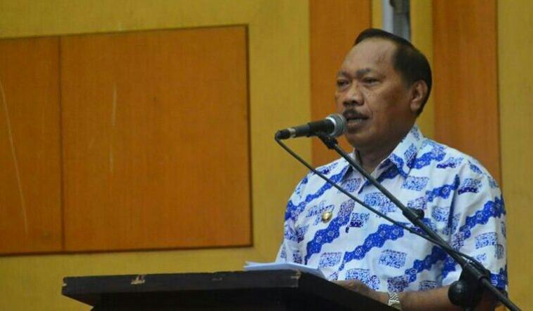 Wakil Wali Kota Cilegon Edi Ariadi resmi jabat Pelaksana Tugas Wali Kota Cilegon. (Dok: bantennews)