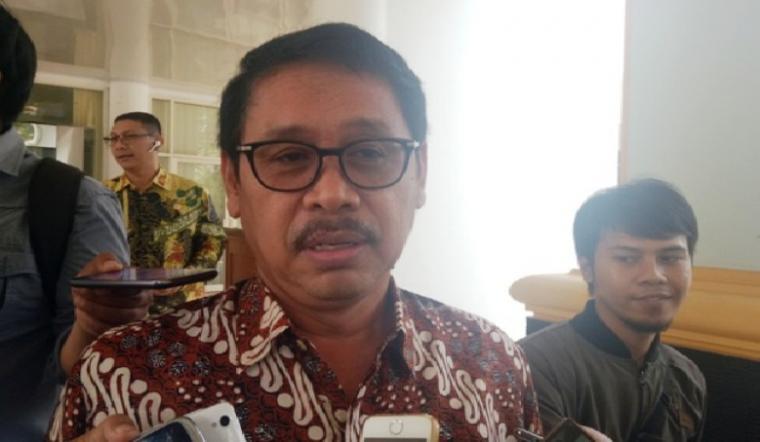 Bakan calon Wali Kota Serang Ranta Soeharta. (Dok: bungasbanten)