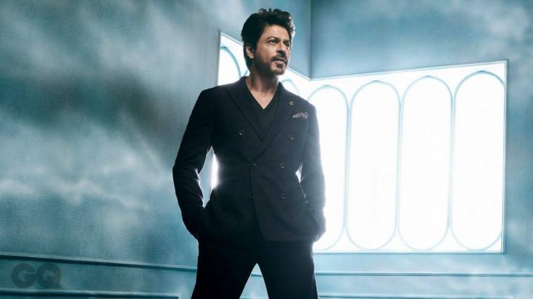 Shah Rukh Khan. (Dok: timesofindia.indiatimes)
