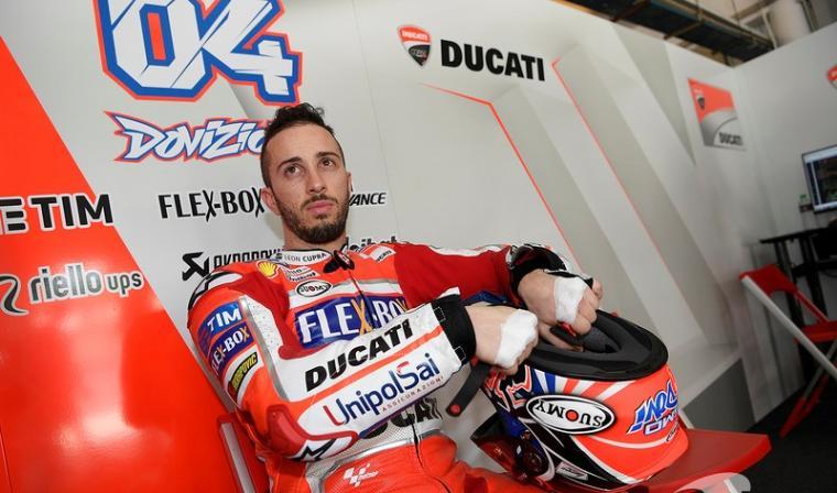 Andrea Dovizioso. (Dok: motorsport)