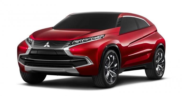 Mitsubishi Evo Crossover. (Dok: carscoops)