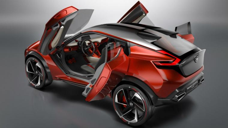 Nissan Gripz. (Dok: yubacitynissan)