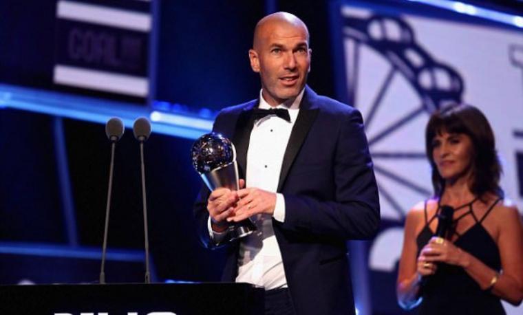 Zinedine Zidane. (Dok: thenationonlineng)