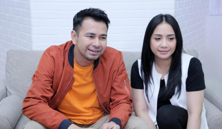 Pasangan selebriti, Raffi Ahmad dan Nagita Slavina. (Dok: detik)