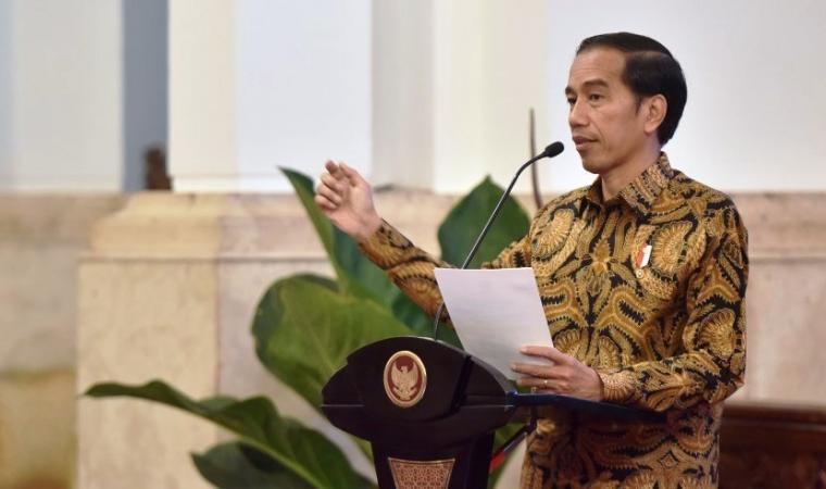 Presiden Republik Indonesia, Joko Widodo. (Dok:republika)