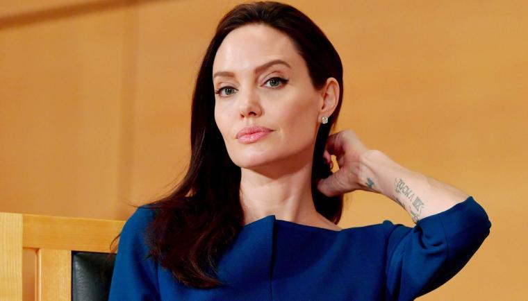Angelina Jolie. (Dok: popsugar)