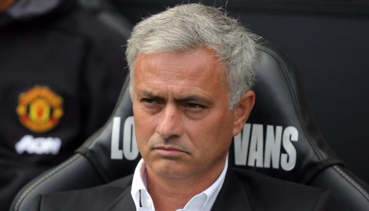 Jose Mourinho. (Dok: bbc)