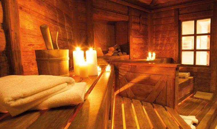 Ilustrasi sauna. (Dok: net)