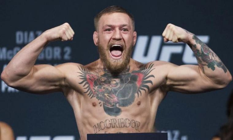 Conor McGregor. (Dok: net)