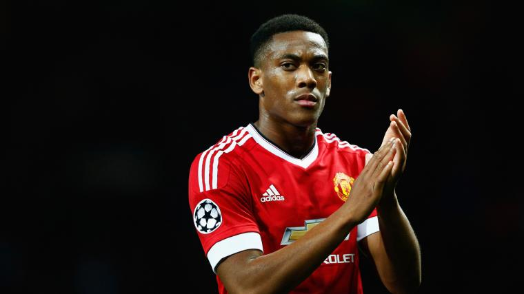 Anthony Martial. (Dok: skysports)