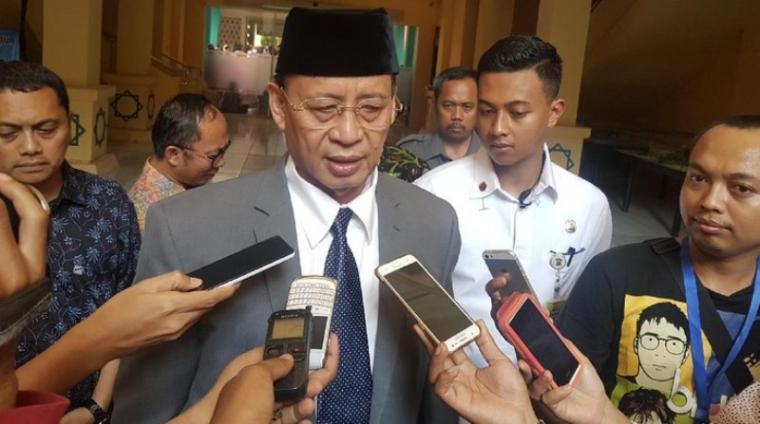 Gubernur Banten, Wahidin Halim. (Dok: detik)