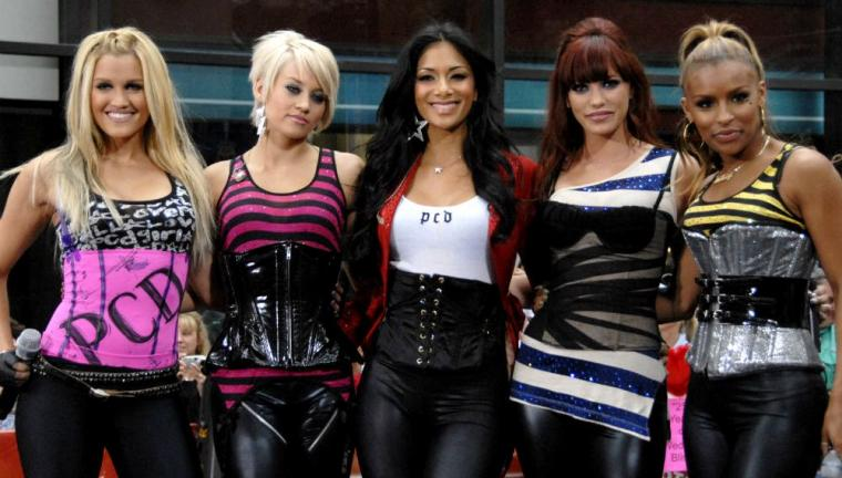 Girlband The Pussycat Dolls. (Dok: fashion)