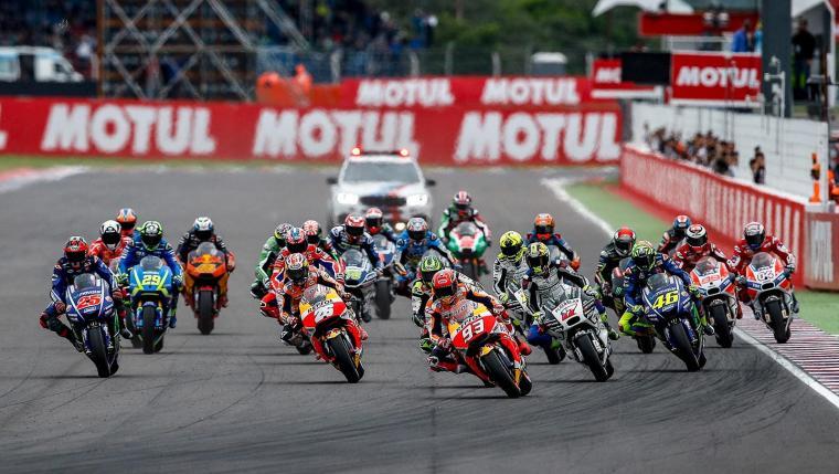 MotoGP. (Dok: net)