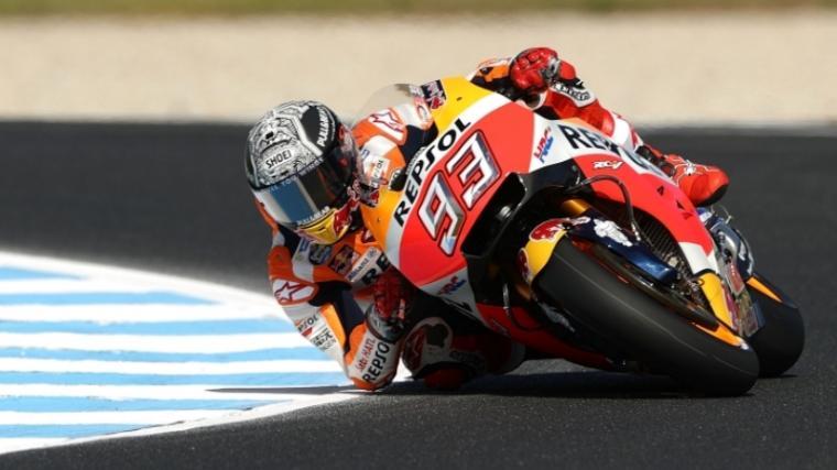 Marquez Juara MotoGP Australia 2017