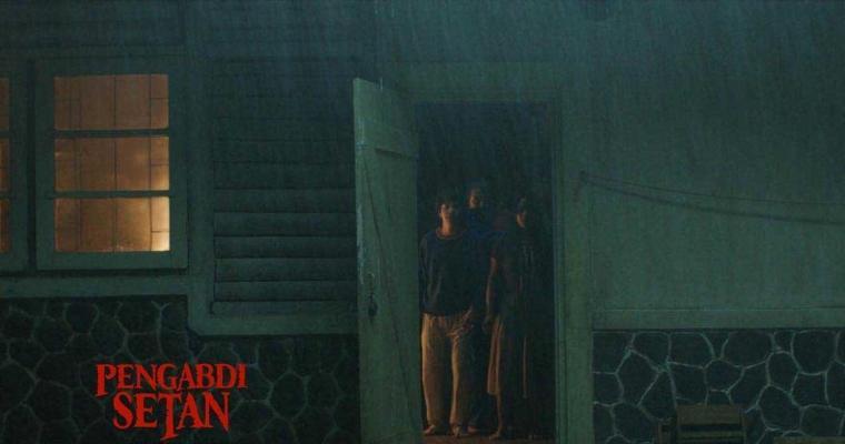 Film Pengabdi Setan akan dipasarkan ke beberapa festival film di Amerika Serikat. (Dok: teen)